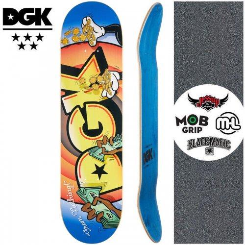【ディージーケー DGK スケートボード デッキ】JACKPOT DECK【7.9インチ】NO362