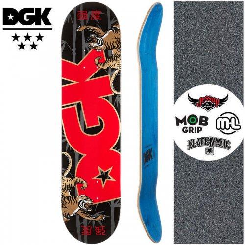 【ディージーケー DGK スケートボード デッキ】STRENGTH DECK【7.7インチ】NO363