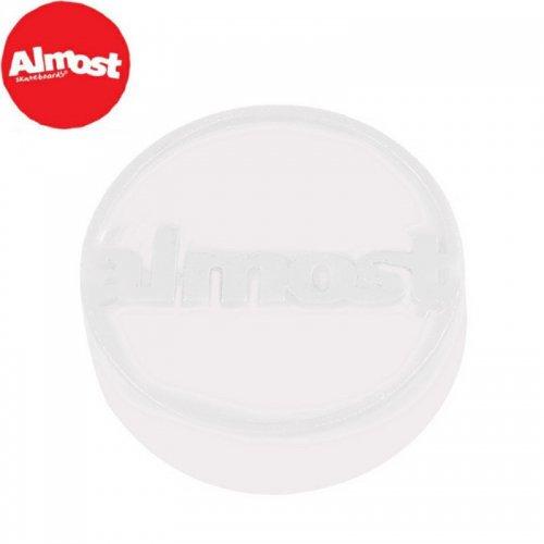 【オルモスト ALMOST スケボー ワックス】WAX ホワイト NO11