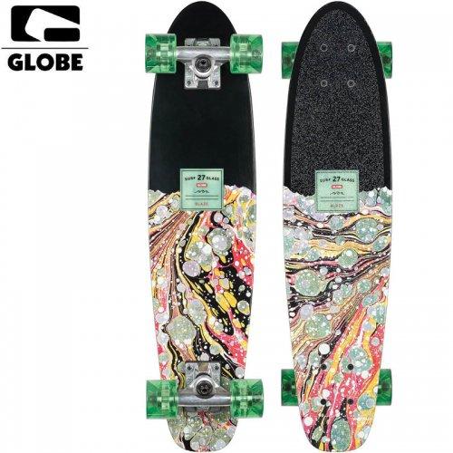 【グローブ GLOBE クルーザー コンプリート】SURF GLASS CRUISER【27インチ】BLAZE NO11