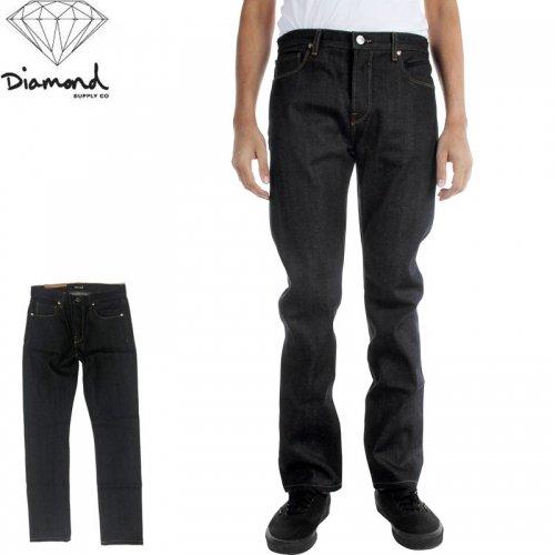 【ダイヤモンド DIAMOND SUPPLY CO ジーンズ】MINED DENIM SLIM FIT RAW デニム パンツ NO6