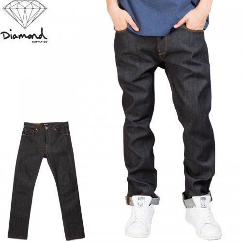 【ダイヤモンド DIAMOND SUPPLY CO ジーンズ】MINED DENIM SLIM FIT DARK WASH デニム パンツ NO7
