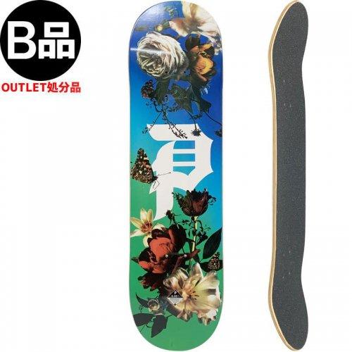 【PRIMITIVE プリミティブ スケートボード デッキ】DIRTY P CREATION DECK【8.25インチ】NO124