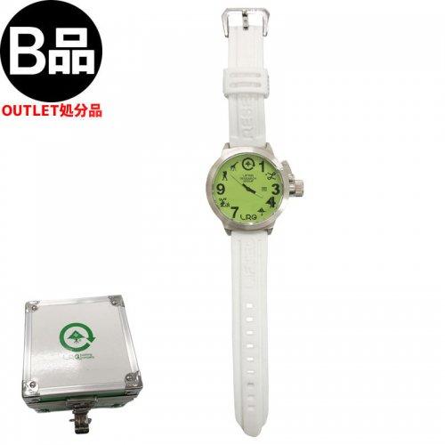 アウトレット【エルアールジー LRG 時計】ICON WATCH【ホワイト】