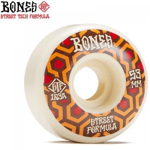 【ボーンズ BONES スケボー ウィール】STF RETROS 103A V1 STANDARD WHEELS【52mm】【53mm】NO256