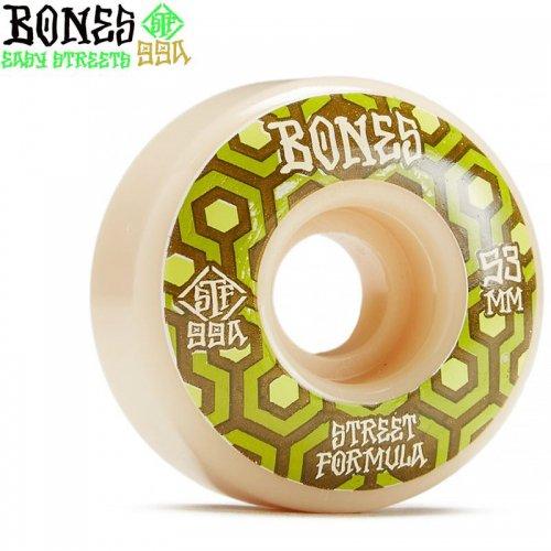 【ボーンズ BONES スケボー ウィール】STF RETROS 99A V1 STANDARD WHEELS【52mm】【53mm】【54mm】NO258