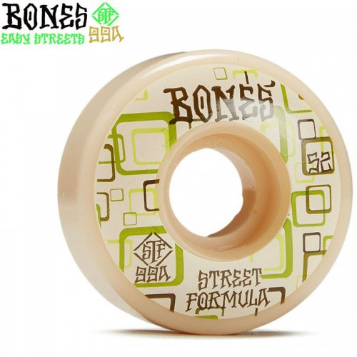 【ボーンズ BONES スケボー ウィール】STF RETROS 99A V3 SLIMS WHEELS【52mm】【54mm】NO259