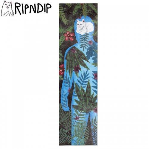 【RIPNDIP リップンディップ スケボー デッキテープ】GOOD NATURE GRIPTAPE 9 x 33 グリーン NO7