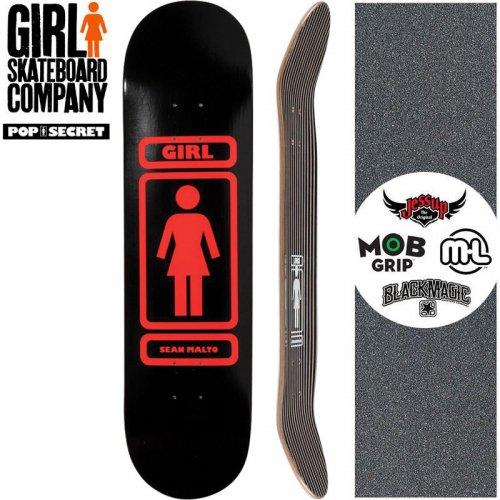 【ガール GIRL スケートボード デッキ】MALTO 93 TIL POP SECRET DECK【8.25インチ】NO275
