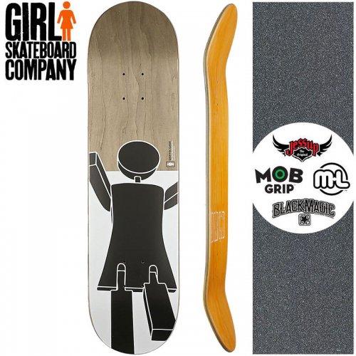 【ガール GIRL スケートボード デッキ】GASS MARIONETTE DECK【8.0インチ】NO281
