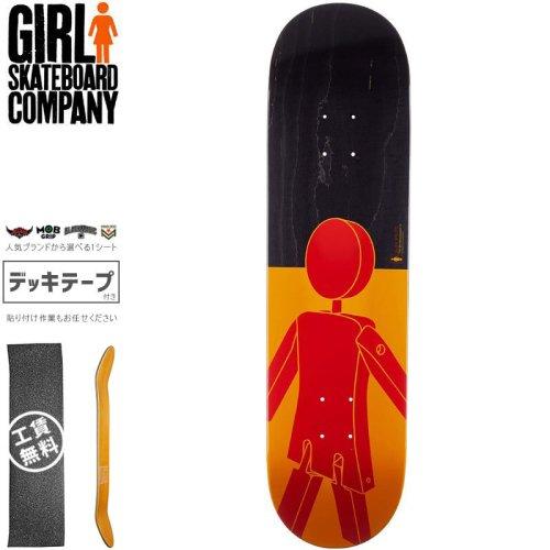 【ガール GIRL スケートボード デッキ】MALTO MARIONETTE DECK【8.0インチ】NO282