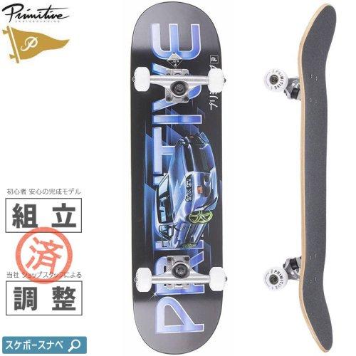 【プリミティブ PRIMITIVE スケートボード コンプリート】RPM COMPLETE 98A【8.25インチ】NO24