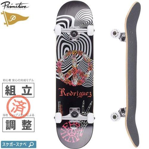 【プリミティブ PRIMITIVE スケートボード コンプリート】RODRIGUEZ GFL COMPLETE 98A【7.75インチ】NO25
