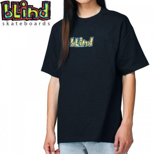 【ブラインド BLIND スケボー Tシャツ】OG LOGO TEE【ネイビー】NO26