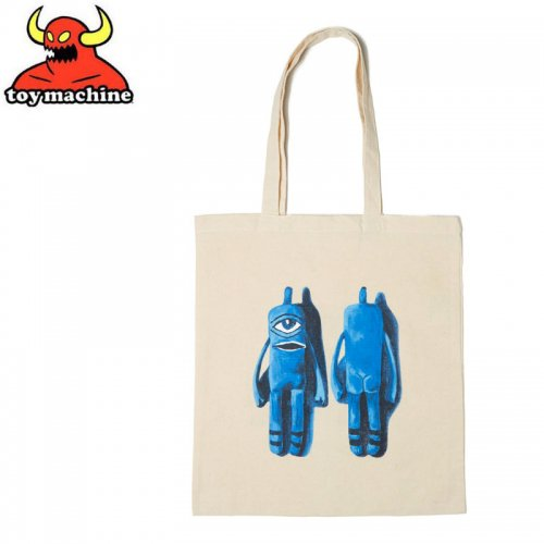 【TOY MACHINE トイマシーン スケボー バッグ】SECT PUPPET TOTE TOTE BAG トートバッグ NO8