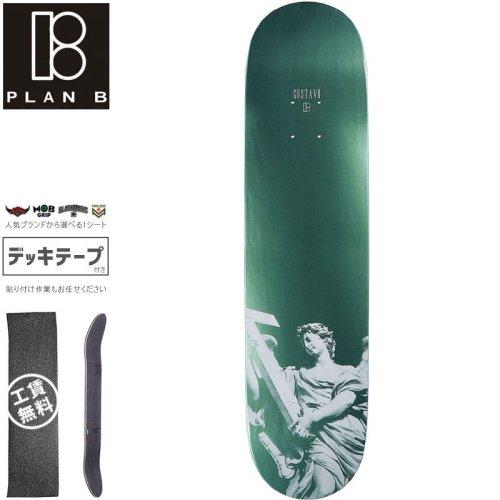 【プランビー PLAN-B スケートボード デッキ】GUSTAVO MONUMENT DECK【7.75インチ】NO216