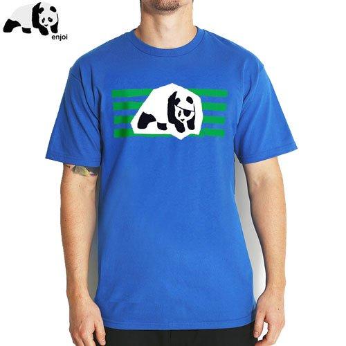 SALE! 【ENJOI エンジョイ スケートボード Tシャツ】PIRATE PANDA TEE【ロイヤル】NO33