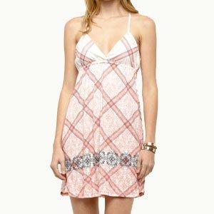 【ロキシー ROXY ワンピース ドレス】Maize Dress【チリペッパー】No1