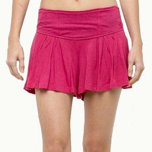 【ロキシー ROXY スカート】Skinny Minny Skirt【クランベリーピンク】No1