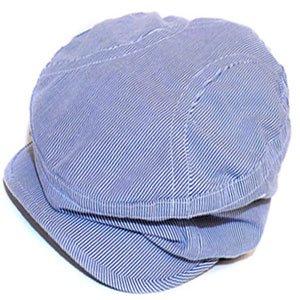 【ボルコム VOLCOM キャップ】Clever Cabbie Hat【ブルー】NO7