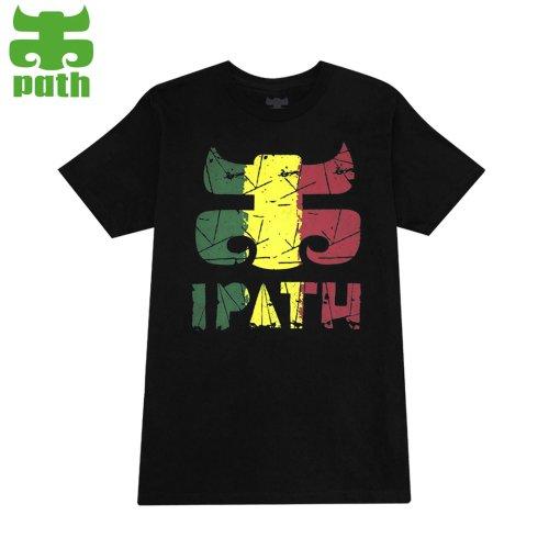 【アイパス I-PATH スケボー Tシャツ】Respect Tee【ブラック】NO25