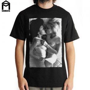 【スケートマフィア SK8MAFIA スケボー Tシャツ】SKATEMAFIA LOVE TEE【ブラック】NO15
