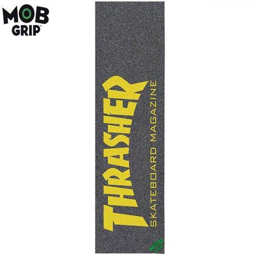 【モブグリップ MOB GRIP デッキテープ】USA規格 THRASHER SKATE MAG【9 x 33】NO97
