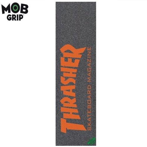 【モブグリップ MOB GRIP デッキテープ】USAモデル Thrasher Skate Mag Orange【9 x 33】NO99