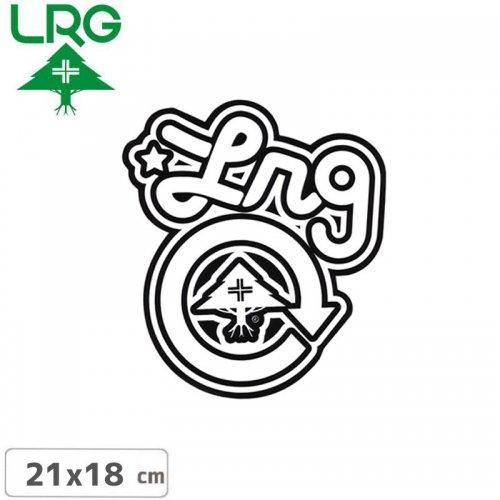 【エルアールジー LRG ステッカー】WESTERN CLASSIC STICKER【21cm x 18cm】NO5
