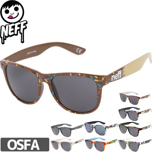 【ネフ NEFF サングラス】NF0302 DAILY SUNGLASSES NO15