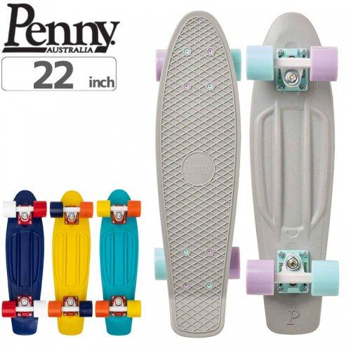 【ペニー PENNY スケボー コンプリート】MARBLES CLASSIC【22インチ】【MIND BLOWER】【THE CHAMP】【PUMPT】【SCRUNCH】NO28