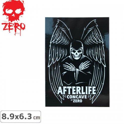 【ゼロ ZERO スケボー ステッカー】AFTER LIFE【8.9cm x 6.3cm】NO69