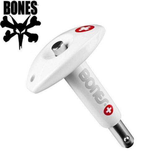 【ボーンズ BONES スケボー TOOL ベアリング ツール】BONES BEARING TOOL【ホワイト】NO01