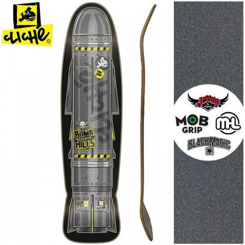 【クリシェ CLICHE デッキ】バンブークルーザー Bombhill Cruiser Bamboo Deck【7.9インチ】NO21