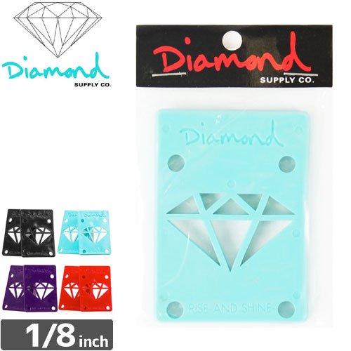 【DIAMOND SUPPLY ダイアモンド ライザーパッド】RISE & SHINE RISERS【1/8】NO1