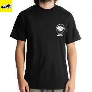 【クリシェ CLICHE スケボー Tシャツ】CORESHOP COLLABO TEE【ブラック】NO18