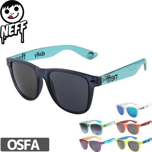 【ネフ NEFF サングラス】NF0302 DAILY SUNGLASSES NO27