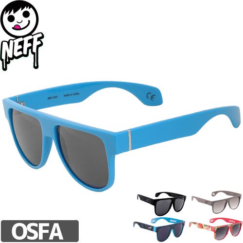 【ネフ NEFF サングラス】NF0301 SPECTRA SUNGLASSES NO35