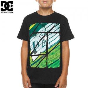 【DC ディーシーシューズ ユース Tシャツ】BRRP BIG YOUTH TEE【ブラック】NO10