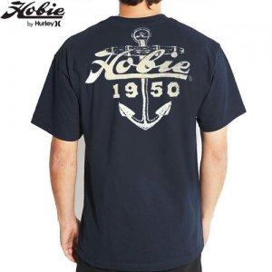 SALE! 【ハーレー HURLEY サーフ Tシャツ】HOBIE x HURLEY ANKER AWAY WASH TEE【ネイビー】NO50