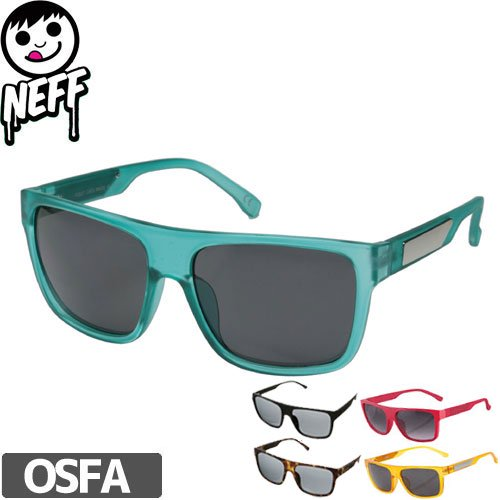 【ネフ NEFF サングラス】SG0002 BANG SUNGLASSES NO62