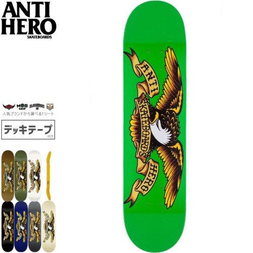 【ANTI HERO デッキ】CLASSIC EAGLE DECK【7.81インチ】NO89