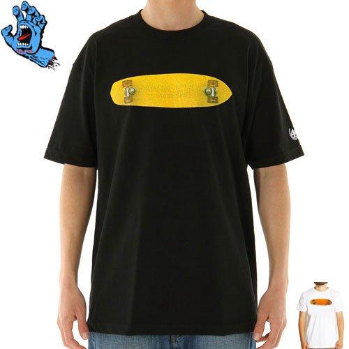 SALE! 【サンタクルズ SANTA CRUZ Tシャツ】OGSC SKATEBOARD REGULAR TEE【ブラック】【ホワイト】NO78