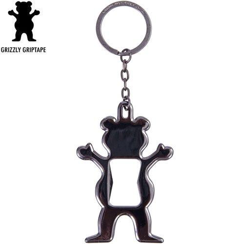 【グリズリー GRIZZLY アクセサリー】Bear Bottle Opener【7.5cm×5cm】NO06