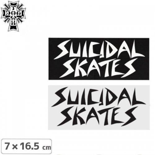 【ドッグタウン Dog Town スケボー sticker ステッカー】ST Skates【2色】【7cm×16.5cm】NO11