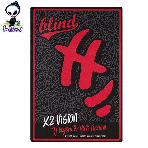 【BLIND ブラインド スケボー DVD】X2 VISION【DVD】NO5