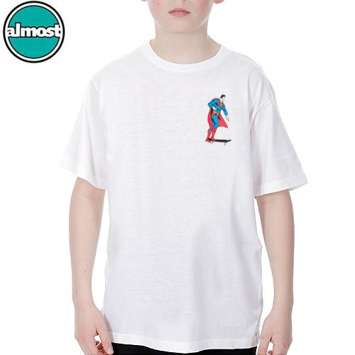 【ALMOST オルモスト キッズ Tシャツ】SUPER MONGO YOUTH TEE【ユース】NO1