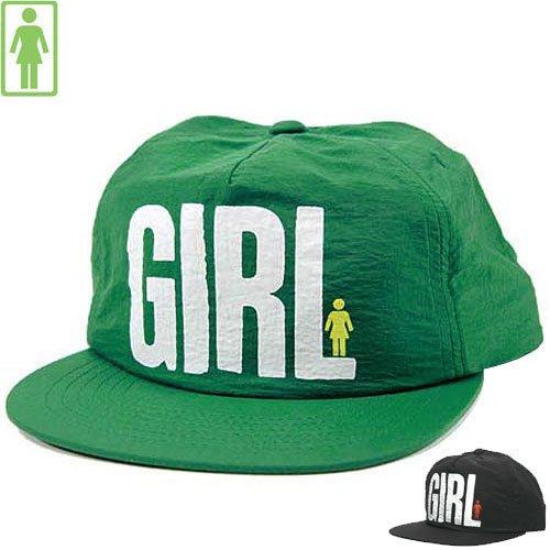 【ガール GIRL スケボー キャップ】BIG GIRL UNSTRUCTURED CAP【2カラー】NO68