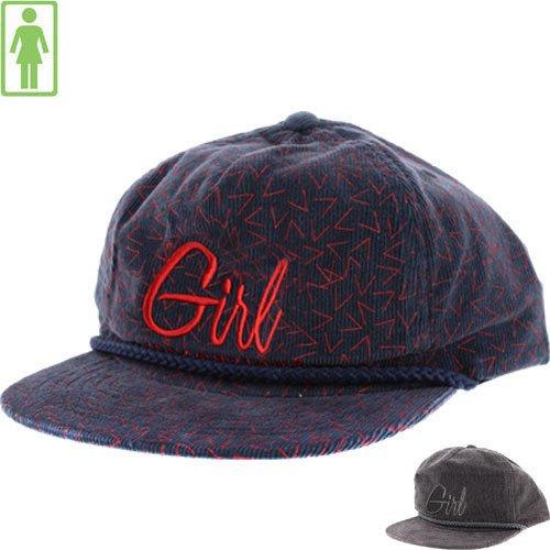 【ガール GIRL スケボー キャップ】CENTURY SNAPBACK HAT【2カラー】NO71