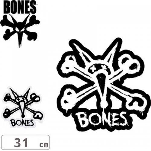 【ボーンズ BONES スケボー ステッカー】VATO BIG STICKER【31cm x 31cm】【2カラー】NO32